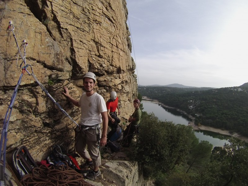 Climbing session in Madrid : original activity in ...