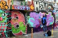 Balades de Street Art à Paris Quartier Belleville