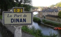 Balade médiévale à Dinan