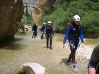 Journée canyoning en vallée d'Ossau