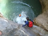 Journée canyoning en Hautes-Pyrénées