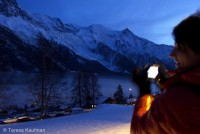 La vie confidentielle d'un village de montagne, mondialement connu mais toujours secret.
