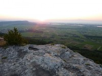 Du Camp de César à la Provence