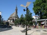 Visite privée du centre historique d'Aurillac, Cantal-Auvergne
