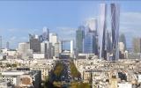 La Défense, le gigantisme à côté de Paris