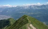 Randonnées dans les Alpes françaises. Sommets, circuits. De 2h à quelques jours.