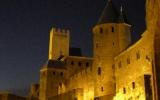 Carcassonne visite guidée nocturne de la cité
