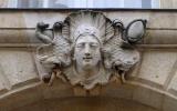 Bordeaux surveillée par ses mascarons, un autre regard