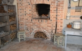 Visite et initiation au four à bois à l'écomusée Salbris en Sologne