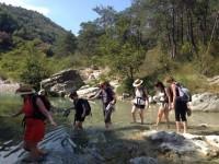 La Randonnée, Baou et Cascades (lundi)
