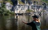 ½ journée de Guidage de pêche du bord de l'eau