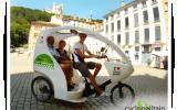 Visite de Lyon en cyclotaxi / Chasse au trésor