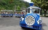 DECOUVERTE DE CAHORS EN PETIT TRAIN