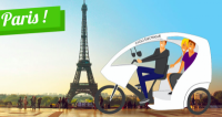 VISITE DE PARIS EN CYCLOTAXI