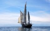 Les îles Glénan en voilier traditionnel