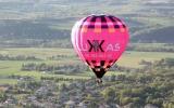 Vol en montgolfiere - le tarn vu du ciel