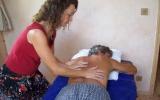 massage bien être et séance acupuncture