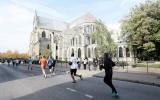 Sightrunning-Jogging culturel: Visite des principaux lieux touristiques de Reims en courant