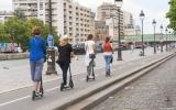 Balade guidée en trottinette électrique dans tout Paris