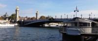 Balade sur les bords de Seine.