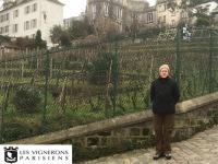 Randonnées ballades commentées aux vignes de Montmartre et chais Parisiens