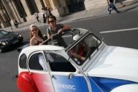 Journée Parisienne en 2CV