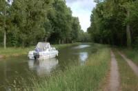 Balade et visite du Musée du Canal de Berry